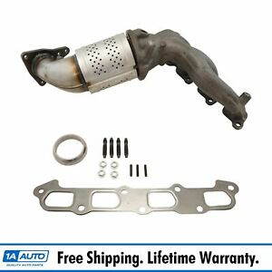 Exhaust Manifold With Catalytic Converter Gasket Hardware For Colorado Canyon