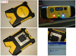 Trimble Gps Pathfinder Proxh Receiver W o Battery And Data Cable