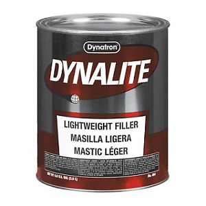 Dynatron Dynalite Lightweight Body Filler 0 8 Gallon Dyn 494