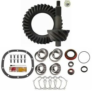 Ford 8 3 55 Ring And Pinion Master Install Usa Gear Pkg Mustang Falcon Fairlane