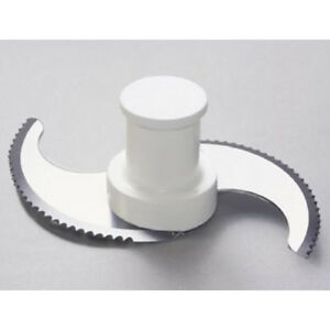 Robot Coupe 27190 Coarse Serrated Blade For R101 Food Processor Used