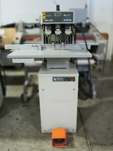 Challenge Eh 3c Paper Drill Bindery And Finishing Supplies