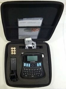 Dymo Labelmanager 210d d1 Tape Label Maker Thermal Printer