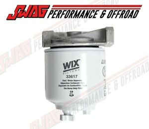 Oem Genuine Ford 6 9 6 9l 7 3 7 3l Idi Diesel Fuel Filter Housing W Wix 33617