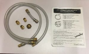 Beckett Fuel Oil Hand Pump Complete Hose Kit 12562