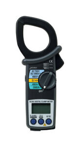 Sperry Clamp on Meter 10 Range Yellow Lcd