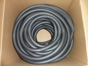 Epdm Foam Tubing Insulation 250 1 2 Inside Diameter 3 8 Wall 1 2 3 8 In Ft