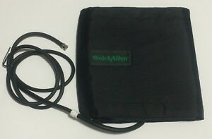 Welch Allyn Vital Signs Monitor Blood Pressure Bp Hose Tube Adult Thigh Cuff