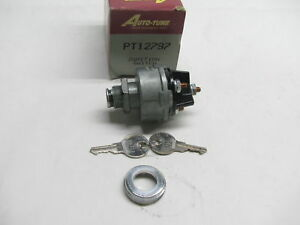Auto Tune Pt12797 Universal Industrial Ignition Switch 2 Keys
