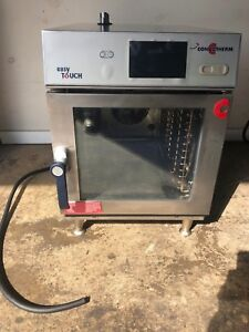 Cleveland Convotherm Easytouch Model Oes 6 10 Mini Combi Oven 2016 Serial
