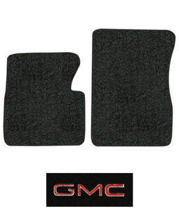 1955 1959 Gmc Truck Floor Mats 2pc Loop