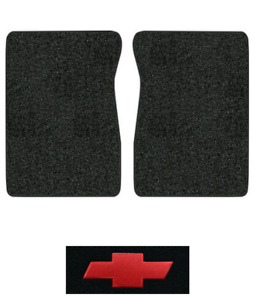 1975 1986 Chevy K10 Floor Mats 2pc Cutpile