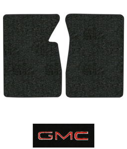 1967 1970 Gmc K25 k2500 Pickup Floor Mats 2pc Loop