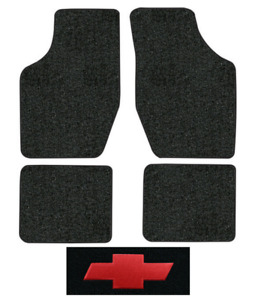 1989 1996 Chevy Beretta Floor Mats 4pc Cutpile