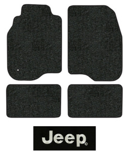 2008 2010 Jeep Liberty Floor Mats Kk 4pc Cutpile