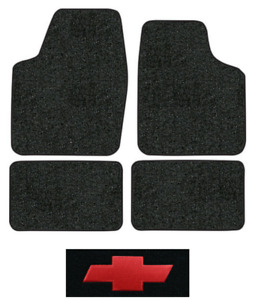2006 2016 Chevy Impala Floor Mats 4pc Cutpile