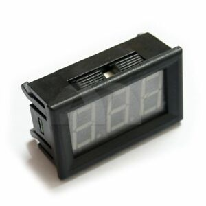 0 56 Led Digital Dc Ammeter Amp Mini Current Panel Meter Dc 0 10a