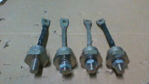 4 Powerex In3289a Power Diodes 100a If 200v Vr 3 8 24 Stud