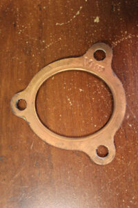 Victor 9435 Hudson 8 1930 1933 Exhaust Pipe Flange Copper Gasket 561