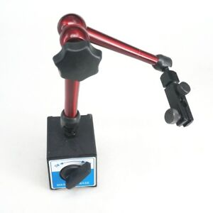 Magnetic Base Holder For Digital Dial Test Indicator Flexible Stand A46
