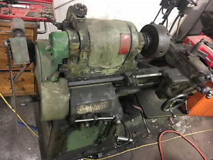 South Bend Metal Lathe 14 Foot Long Bed Clk155k Driveshaft