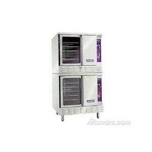 Imperial Icvg 2 Turbo flow Double Deck Convection Oven