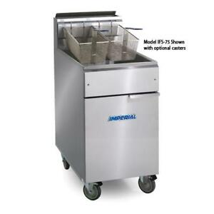 Imperial Ifs 75 e 75 Lb Immersed Electric Fryer