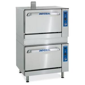 Imperial Ir 36 ds cc 36 Double Deck Convection Ovens