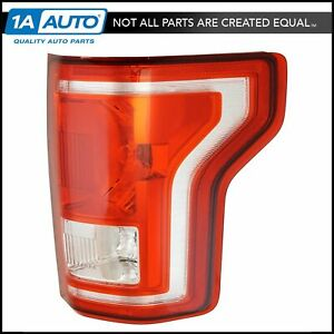 Rear Tail Light Lamp Assembly Passenger Side Rh For Ford F 150 Pickup Truck New