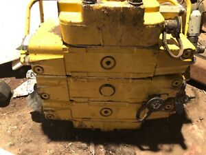 Caterpillar 924g Hydraulic Control valve Bank 146 2643 Used Good Can Ship