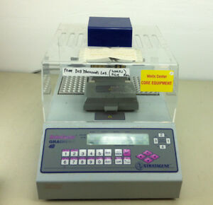 Stratagene Robocycler Gradient 40 Thermal Cycler Pcr Dna With Hot Top