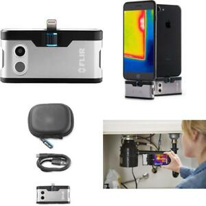 Thermal Imaging Camera Ios Compact Seek Smartphone Flir Infrared Iphone Handheld