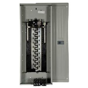 Main Breaker Load Center Indoor Electrical Panel 200 amp 40 space 40 circuit