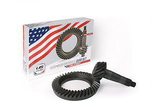 Ford 8 8 Rearend 3 90 Ring And Pinion Us Gear Set Made In The Usa