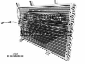 65 Lincoln Continental 1965 Ac Condenser Oem Ac5273