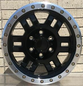 4 New 18 Wheels Rims For Dodge Ram 2500 3500 Lug Rim 261