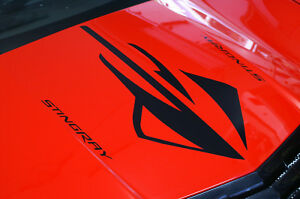 corvette Stingray Vinyl Decal Sticker Buy 2 Get 1 Free