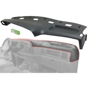 Dash Cover For 1994 1997 Dodge Ram 1500 Black