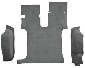 1986 1995 Suzuki Samurai Carpet Cargo Area cutpile w o Roll Bar Cutout