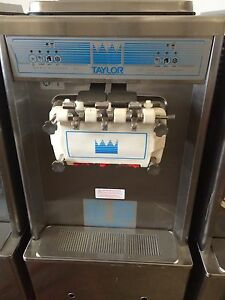 Taylor Ice Cream Machine Model 336 Three Phase Water Cooled 2010 Model
