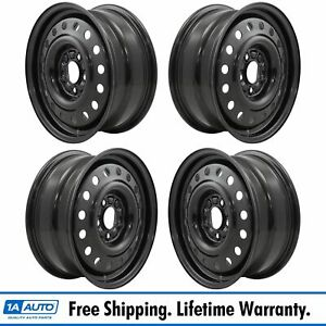 Dorman 939 184 15 Inch Steel Wheel Front Rear Set Of 4 For Buick Pontiac Saturn