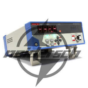 Applent Low Micro Ohm Meter Measurement Range 10 200k 5000 Display At2511 New