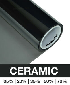 Ceramic Window Tint Roll For Home Office Car Truck Auto Any Size Amp Shade