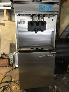 Electro Freeze 30t Rmt Soft Ice Cream Machine 3 Phase