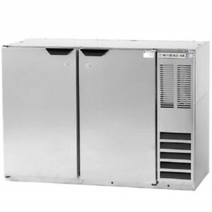 Beverage Air Bb48y 1 s wine Back Bar Wine Beverage Cooler Comp W True Traulsen