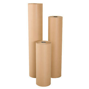 36 Paper Kraft Roll Rolls Wrapping Wrap Cushioning Void Fill Packing 900