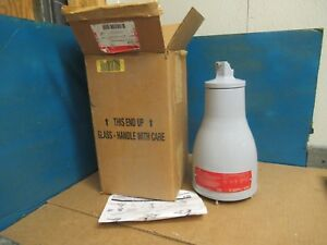 Cooper Crouse hinds Explosionproof Tank Observation Light Ev02376 Size 3 4 75w