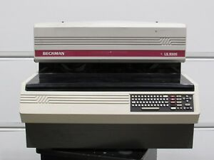 Beckman Ls6500 Liquid Scintillation Counter power Tested