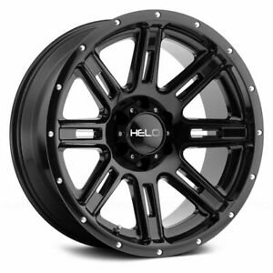 4 New 17 Wheels Rims For Chevrolet Silverado 1500 K 1500 C 2500 K 2500 894