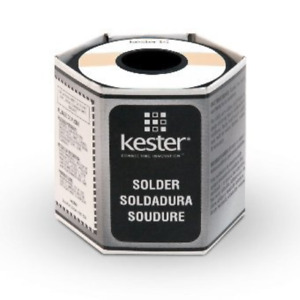 Kester 275 No Clean Flux Core Lead free Solder Wire 700 F Melting Point In